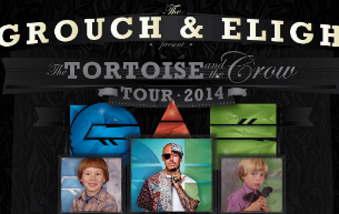 The Grouch & Eligh , Eliot Lipp , Pigeon John and DJ Fresh