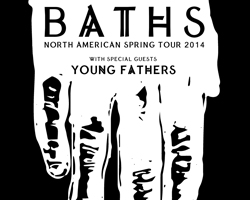 Baths with Young Fathers / P. Morris
