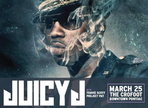 Juicy J with Travi$ Scott and Project Pat / Gueringer The 13th