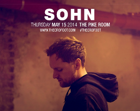 SOHN with Mr. Little Jeans