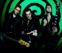 Calabrese with Bound and Buried / The Silverhounds / Flesh