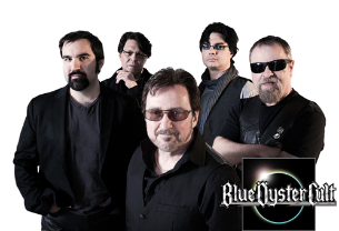 Blue Oyster Cult with Murcielago