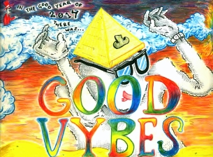 Good Vybes Fest 2-Day Pass featuring The People's Temple / Useless Eaters / Outer Minds / Velcro Lewis Group / & more!