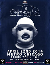 TDE Presents: Oxymoron World Tour with Schoolboy Q, Isaiah Rashad & Vince Staples