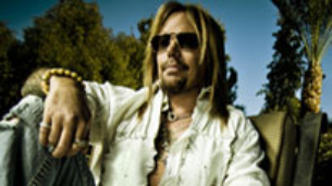 Vince Neil with Warrant
