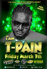The I Am T- Pain Tour