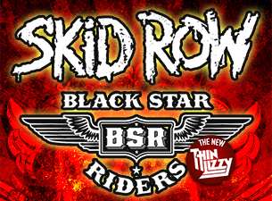 Skid Row & Black Star Riders