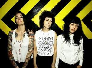 The Coathangers / Audacity / Tim Larson / Rabble Rabble DJs