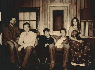 The Little Willies feat. Lee Alexander, Jim Campilongo, Norah Jones, Richard Julian and Dan Rieser