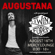 Augustana with Twin Forks