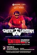 GREEN LANTERN @ IGNITION