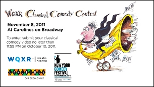 WQXR Classical Comedy Contest