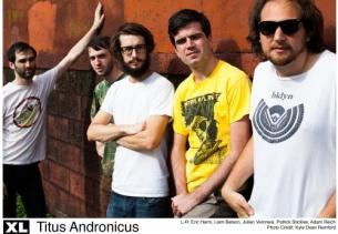 Titus Andronicus with Eagulls / D'NT / Low Fat Getting High