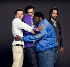 Undateable Comedy Tour featuring Chris D'Elia, Brent Morin, Ron Funches, & Rick Glassman