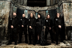 Lacuna Coil, Kyng, Eve To Adam, Nothing More