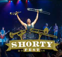 Shorty Fest 2014 feat. Trombone Shorty & Orleans Avenue