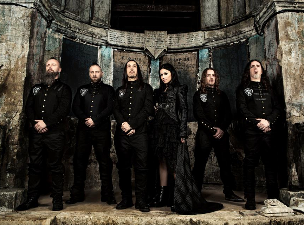 Lacuna Coil with Kyng / Eve To Adam / Nothing More