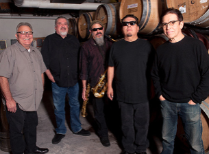 Los Lobos with Happiness