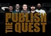 "PUBLISH THE QUEST CD Release Party ""A Thousand Kinds of Gold"" w/ PROJECT LIONHEART"