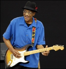 Hubert Sumlin (cancelled) - Birthday Bash / Steve Johnson