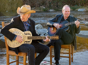Dave Alvin and Phil Alvin with The Guilty Ones with Amy LaVere
