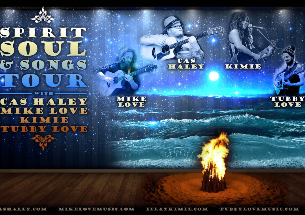 Spirit, Soul & Song Tour feat. Cas Haley