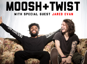 Moosh & Twist, Jared Evan, Mr. Marks, Kid Riz