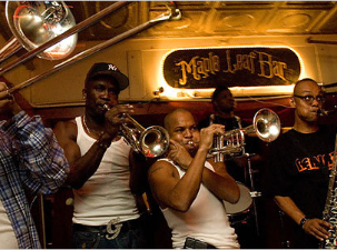 Rebirth Brass Band plus The Dirty Dozen Brass Band and Rumplesteelskin feat. Ed Williams of The Revivalists