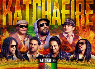 Katchafire with Maoli, Robby Red Locks