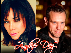 DAPHNE RUBIN-VEGA & ADAM PASCAL Stars Of The Original Musical RENT