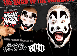 JCW : The Road To The Gathering hosted by Insane Clown Posse / Big Hoodoo / Axe Murder Boyz
