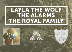 The Alarms, Layla the Wolf, The Royal Family