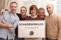 The Schadenfreude Rent Party