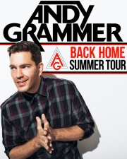 Andy Grammer with Andrew Ripp, Brendan James, Diamond Carter