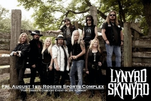 Shellabration 2014 featuring Lynyrd Skynyrd plus Drake White & The Big Fire & Planet Rock