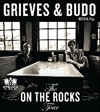 On The Rocks Tour ft. featuring Grieves & Budo plus K.Flay / Chords / Tron! & DVD