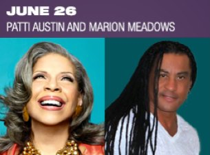 Patti Austin & Marion Meadows