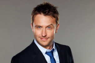 Chris Hardwick (this is a Saturday night show going into Sunday morning)