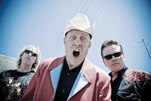 Reverend Horton Heat plus God*amn Gallows / Lords of the Highway