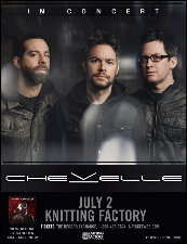 Chevelle, Highly Suspect