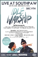 Idle Warship featuring Jah C & Jaison Spain / Kyle Rapps / ILLUSTRATE / The Band Called Fuse