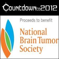 COUNTDOWN TO 2012 with Portion of Proceeds to Benefit National Brain Tumor Society