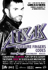 Girls & Boys with A-Trak