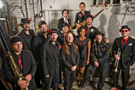 The Motet Plays Funk