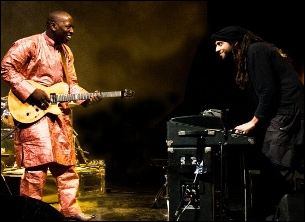 The Touré-Raichel Collective with Vieux Farka Touré & Idan Raichel, Souleymane Kane and Amit Carmeli