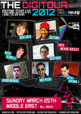 The DigiTour with Dave Days , DeStorm , & more