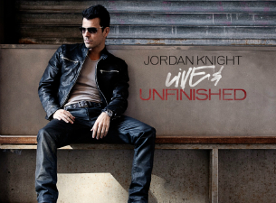 Jordan Knight : Live & Unfinished
