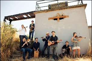 The Paperboys plus Renegade Stringband