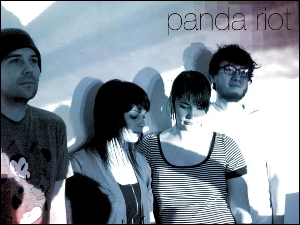 Panda Riot / Advance Base / The Hit Back