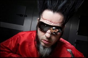 Wayne Static with Polkadot Cadaver